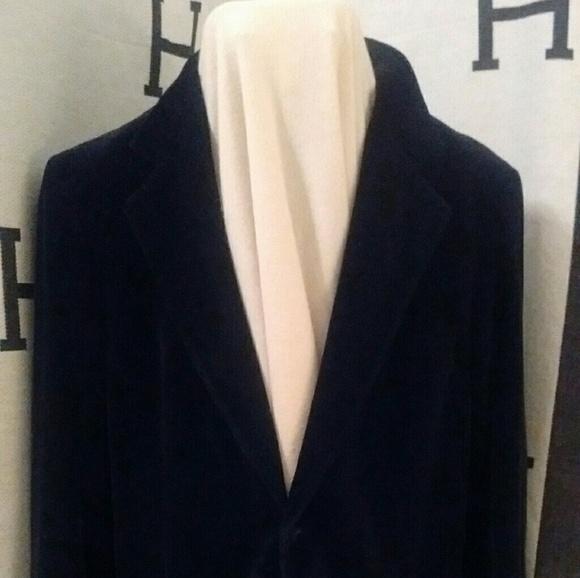 2148858aef1 Yves Saint Laurent Jackets & Coats | Finale Call Price Drop Velvet ...